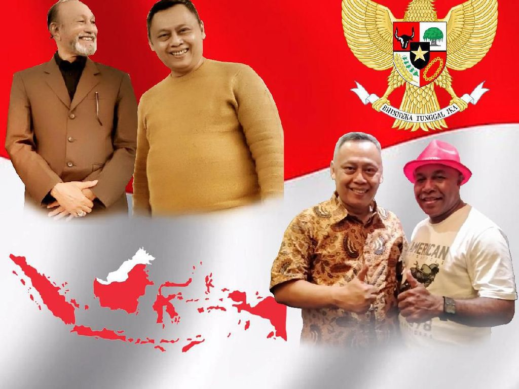 Suhendra, Juru Kunci Masalah Bangsa dari Aceh hingga Papua