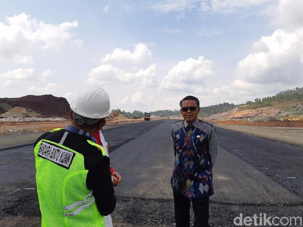 Gubernur Sulsel Siapkan Buntu Kunik Toraja Jadi Bandara Internasional