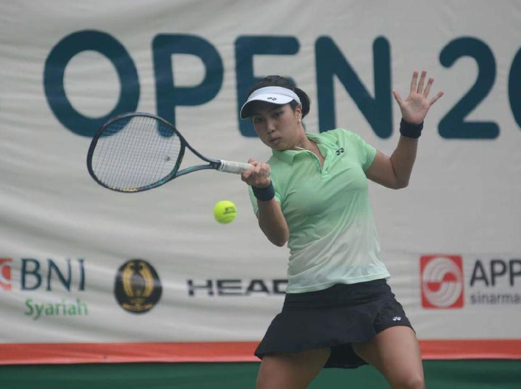 Kalahkan Fadona, Aldila Juara BNI Tennis Open 2019