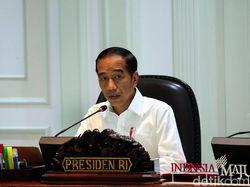 Jokowi Minta Basuki dan Anies Teruskan Normalisasi Sungai di Jakarta