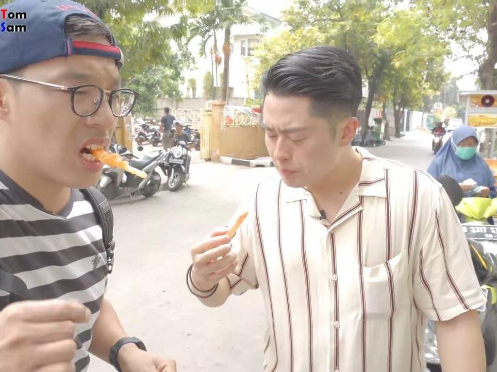 Ini Pendapat Orang Korea Saat Cicipi Jajanan SD Pertama Kali