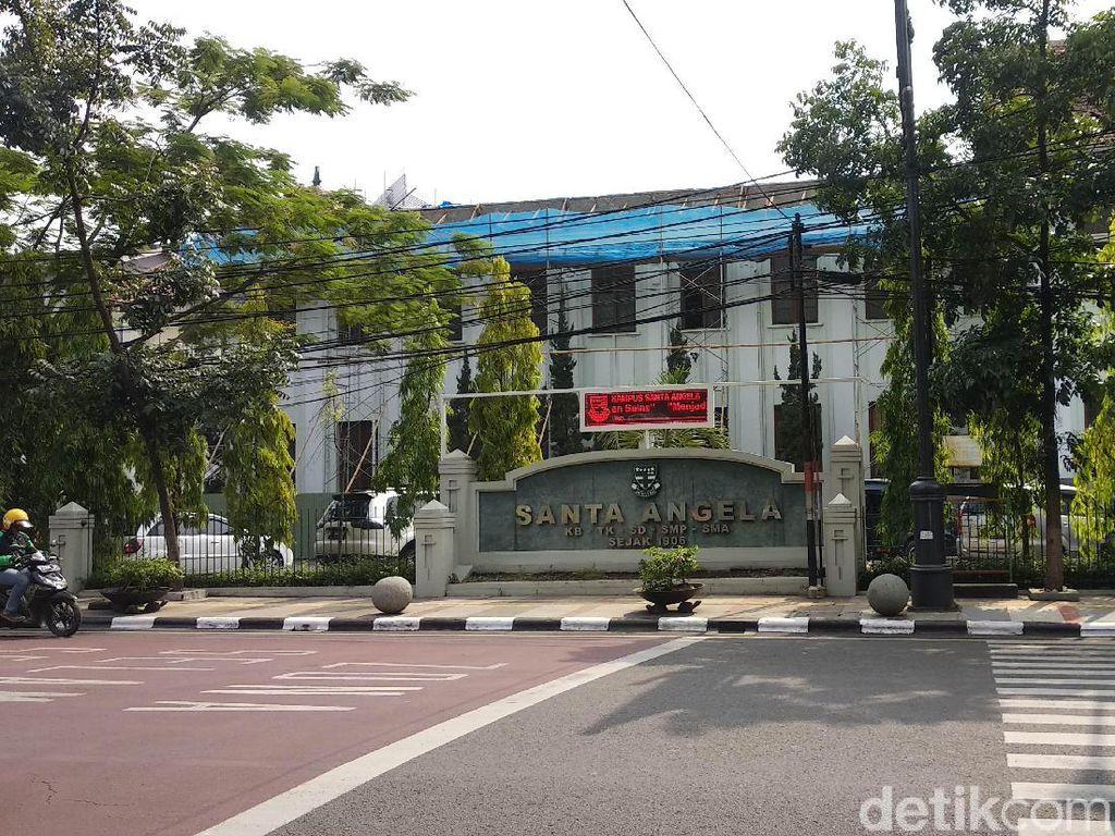 Pihak Santa Angela Bandung Setop Renovasi Gedung Cagar Budaya