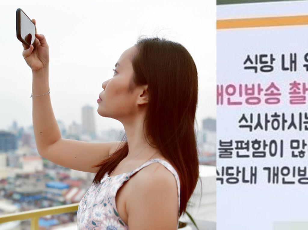 Restoran di Korea Ini Tolak Youtuber Masuk, Ini Alasannya