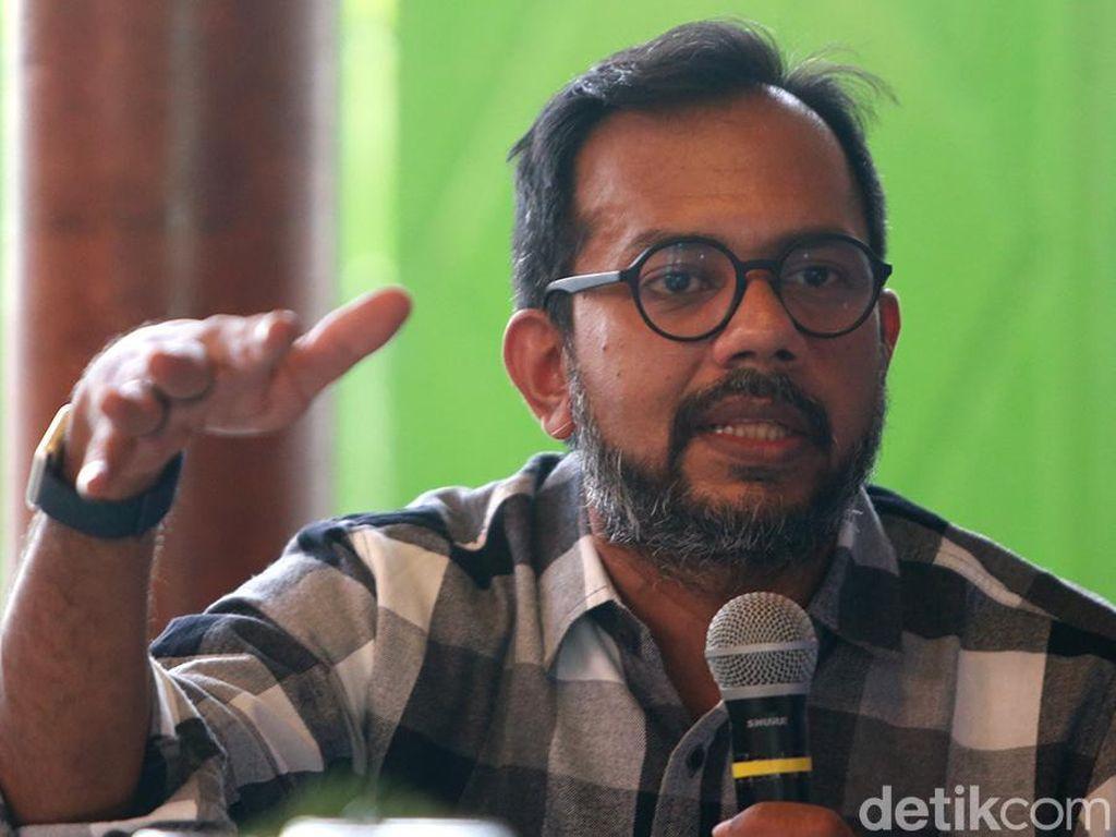 Haris Azhar Desak KPK Tangkap Penyuap Eks Bupati Cirebon dan Bupati Mimika