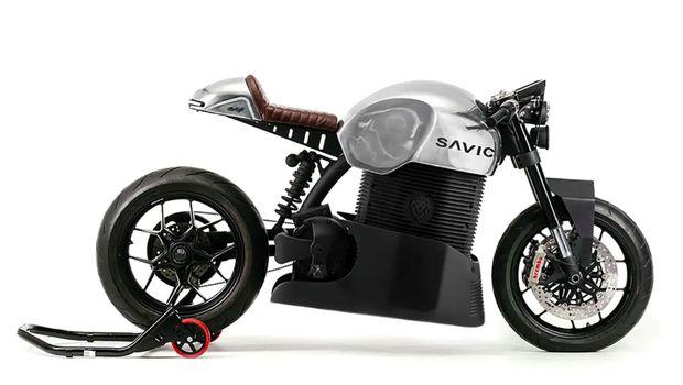 Motor listrik Savic