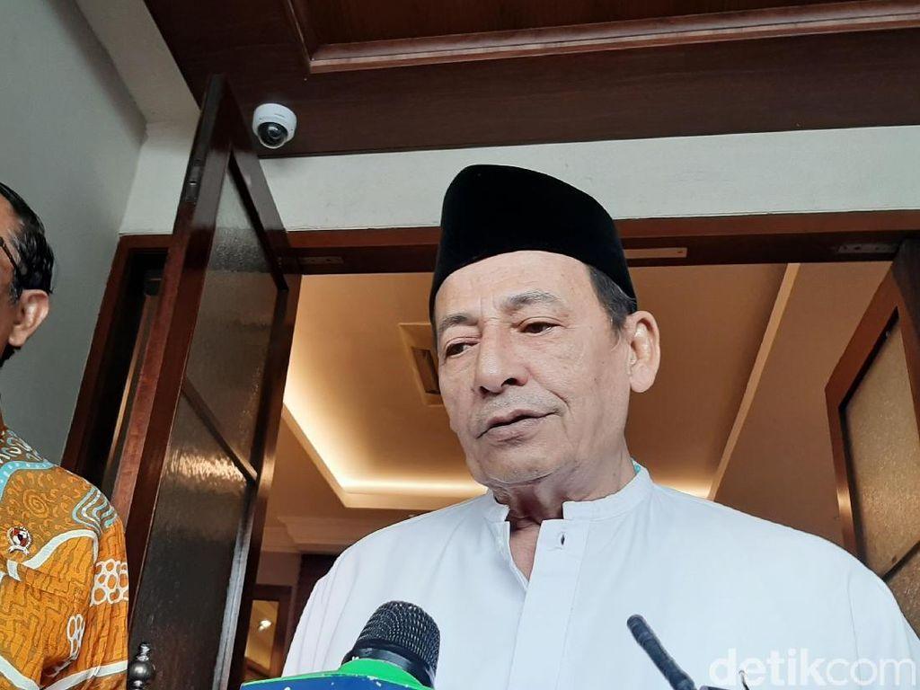 Bertemu Habib Luthfi, Menko Mahfud Md Bahas Indonesia yang Damai