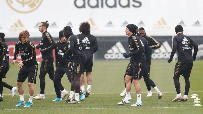 Real Madrid dianggap bukan pesaing gelar juara Liga Champions di musim ini. (Foto: Helios De La Rubia/Real Madrid)