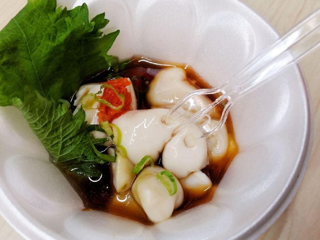 Sashimi Daging Kuda hingga Sperma Ikan, 5 Makanan Unik dari Jepang