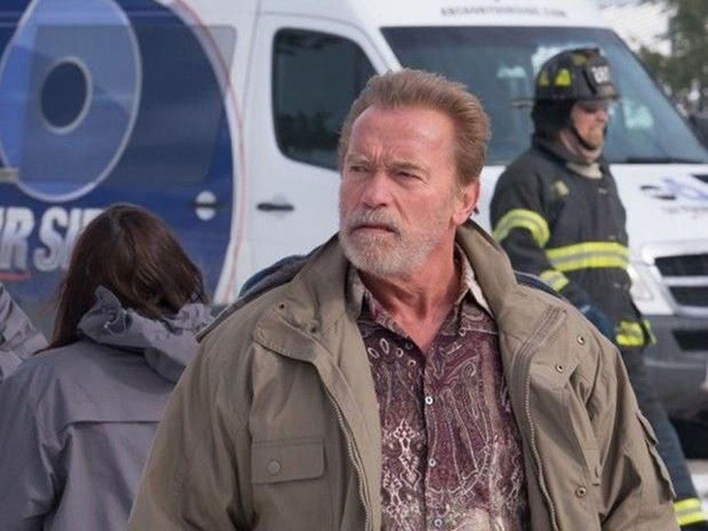 Aftermath, Film Kecelakaan Pesawat yang Dibintangi Arnold Schwarzenegger