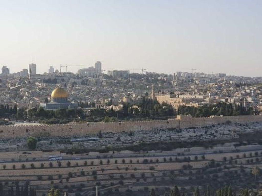 Lima Hal yang Perlu diketahui Sebelum Berkunjung ke Masjid Al Aqsa di Yerusalem