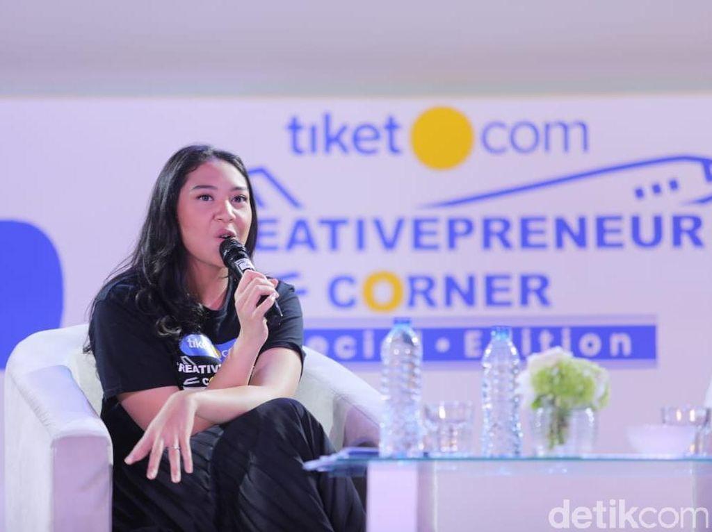 Cerita Pengalaman Putri Tanjung yang Kini Jadi Staf Khusus Presiden