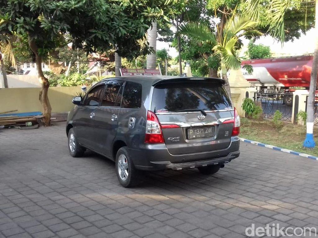 Polisi Bekuk Komplotan Pencuri Mobil di Banyuwangi