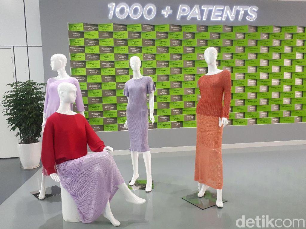 Efisiensi Produksi Baju a la China, Pakai Mesin Laser Hingga Komputerisasi