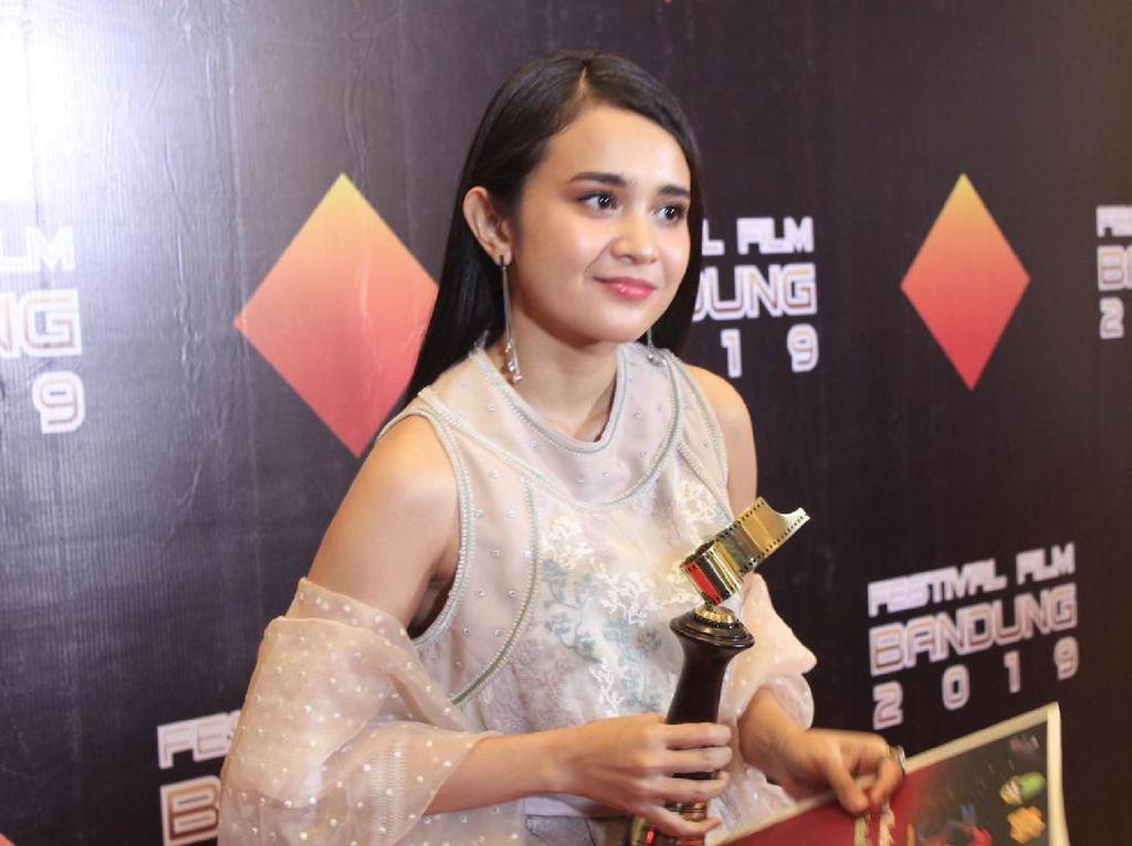 Michelle Ziudith Ungkap Pesan Film Mekah Im Coming
