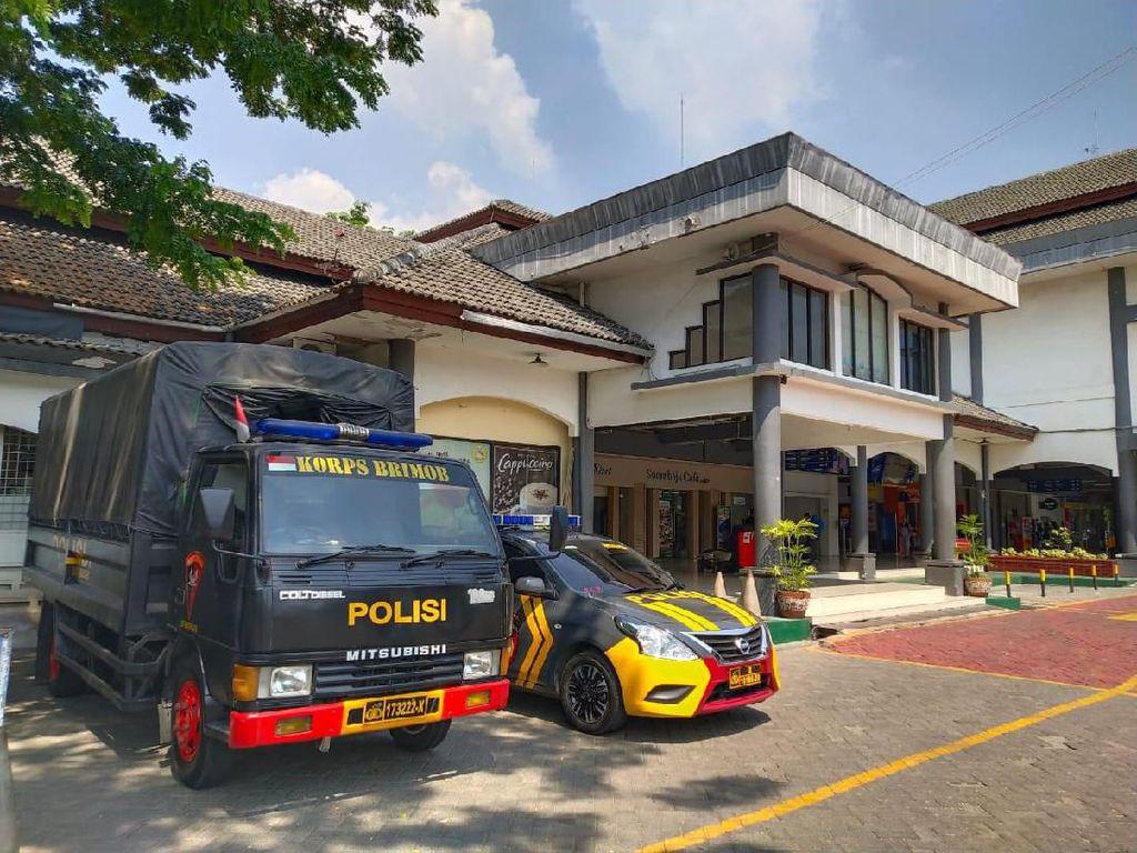 Lempari KA Jakarta-Malang, 31 Orang Diduga Suporter Bola Diamankan
