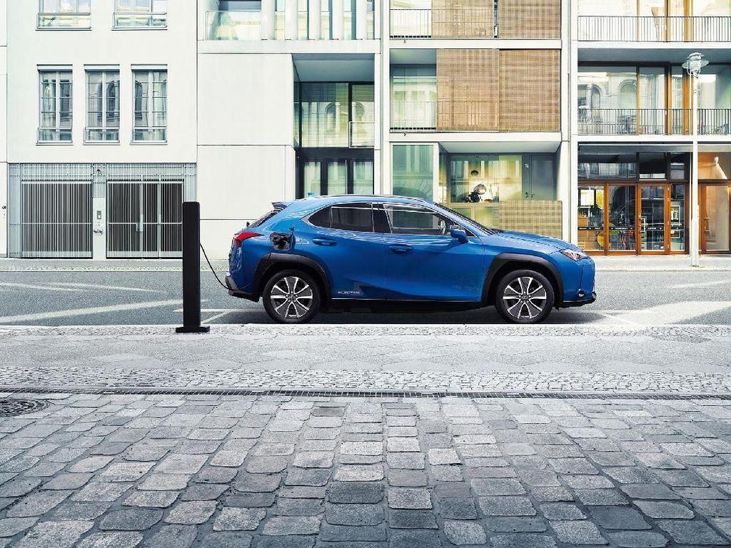 Spesifikasi Lexus UX 300e, Mobil Listrik Seharga Rp 1,2 Miliar