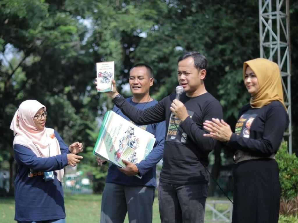 Dari Doclang sampai Toge Goreng Hadir di Festival Kuliner Bogor