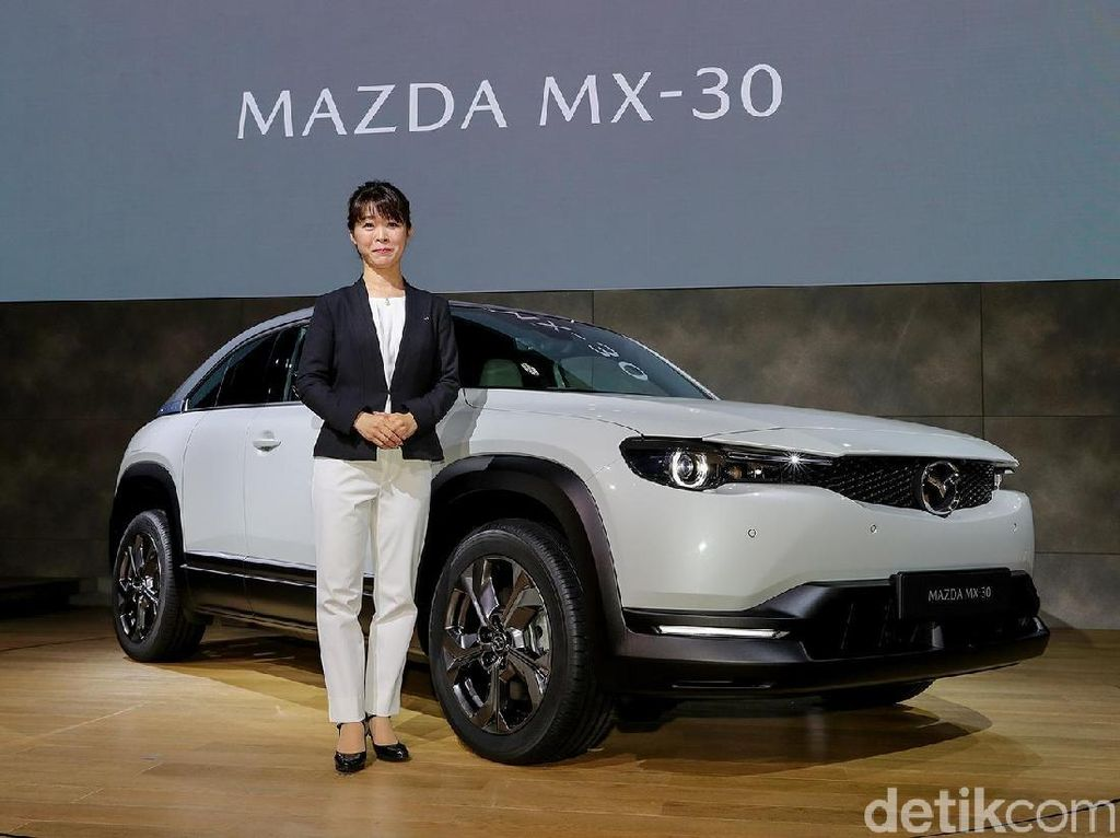Mobil Listrik Mazda MX-30 Masuk Indonesia?