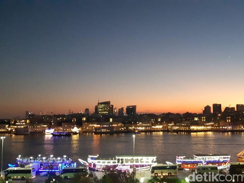 Perjalanan Dream Destination Dubai Ditutup dengan Sempurna