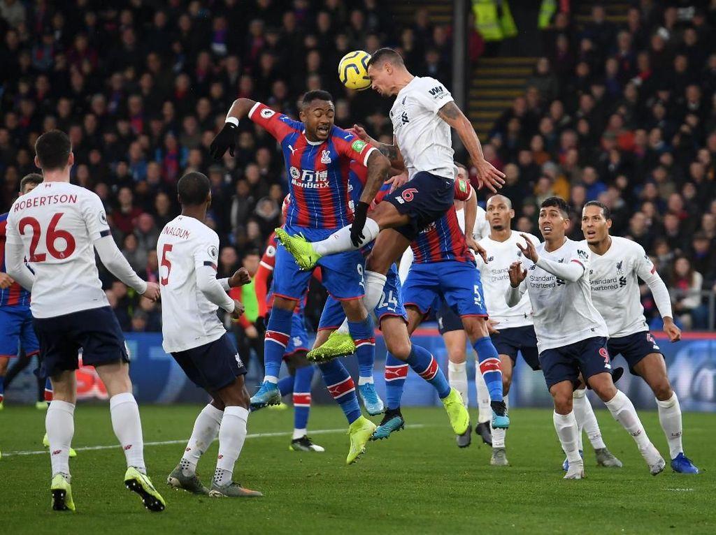 Palace Vs Liverpool: The Reds Menang 2-1