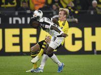 Comeback Tiga Gol, Borussia Dortmund Tahan Paderborn 3-3