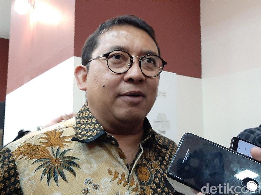 PD Usul Perppu Keamanan Laut, Fadli Zon Minta Penggunaan Drone
