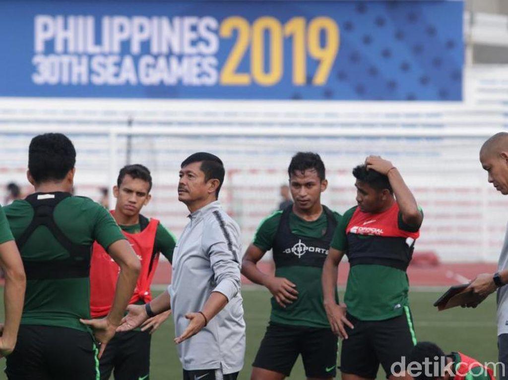 Indonesia Vs Brunei: Indra Sjafri, Bisa Menang 8-0 Lagi?