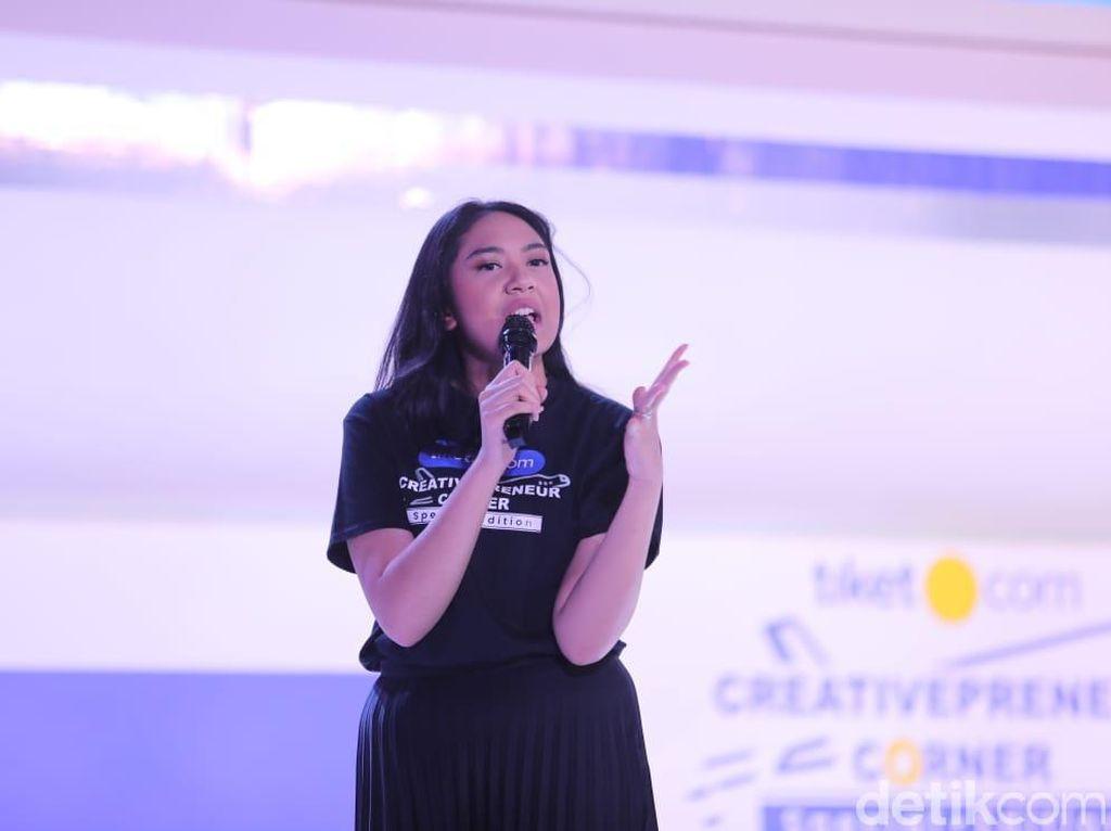 Putri Tanjung Cerita Pernah Ditolak Sponsor hingga Diremehkan karena Usia