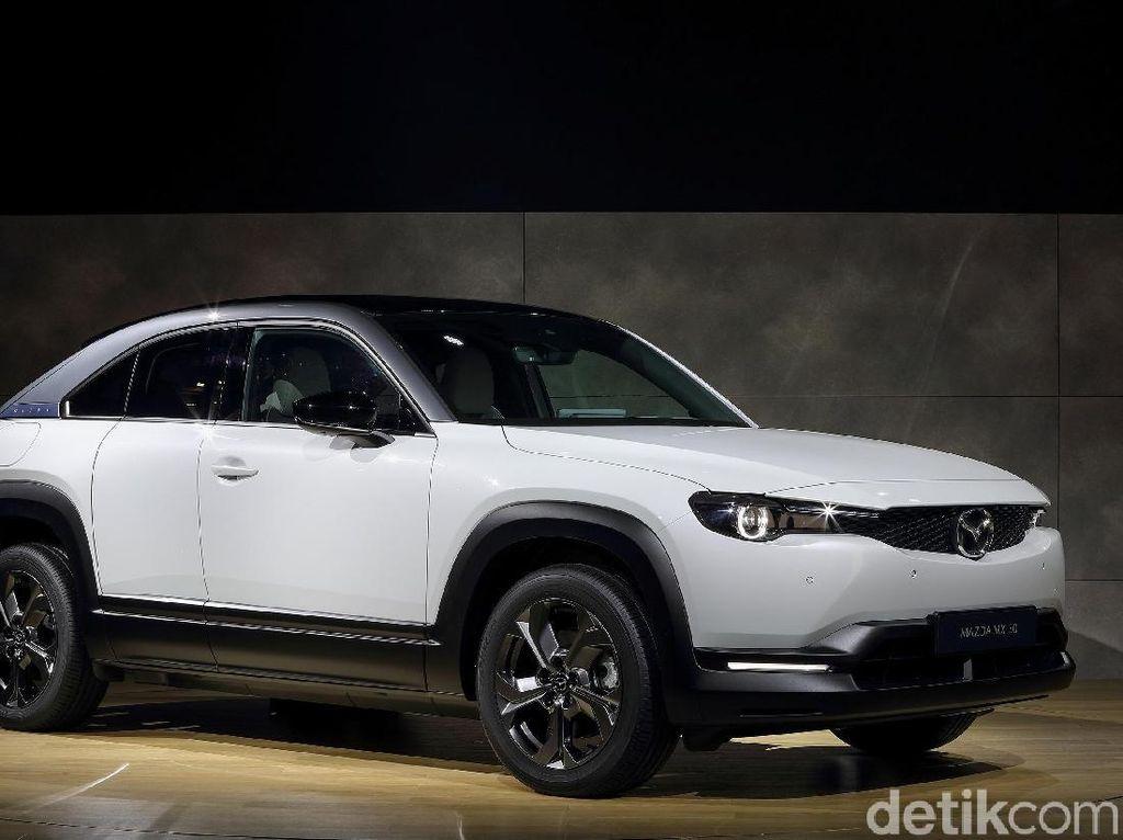 Boyong MX-30 ke RI, Mazda Tunggu Lampu Hijau dari Prinsipal