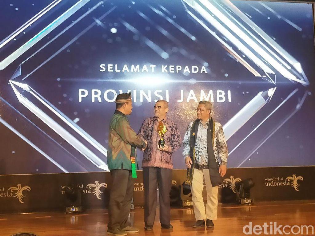 Kata Jambi yang Jadi Juara Umum Anugerah Pesona Indonesia 2019