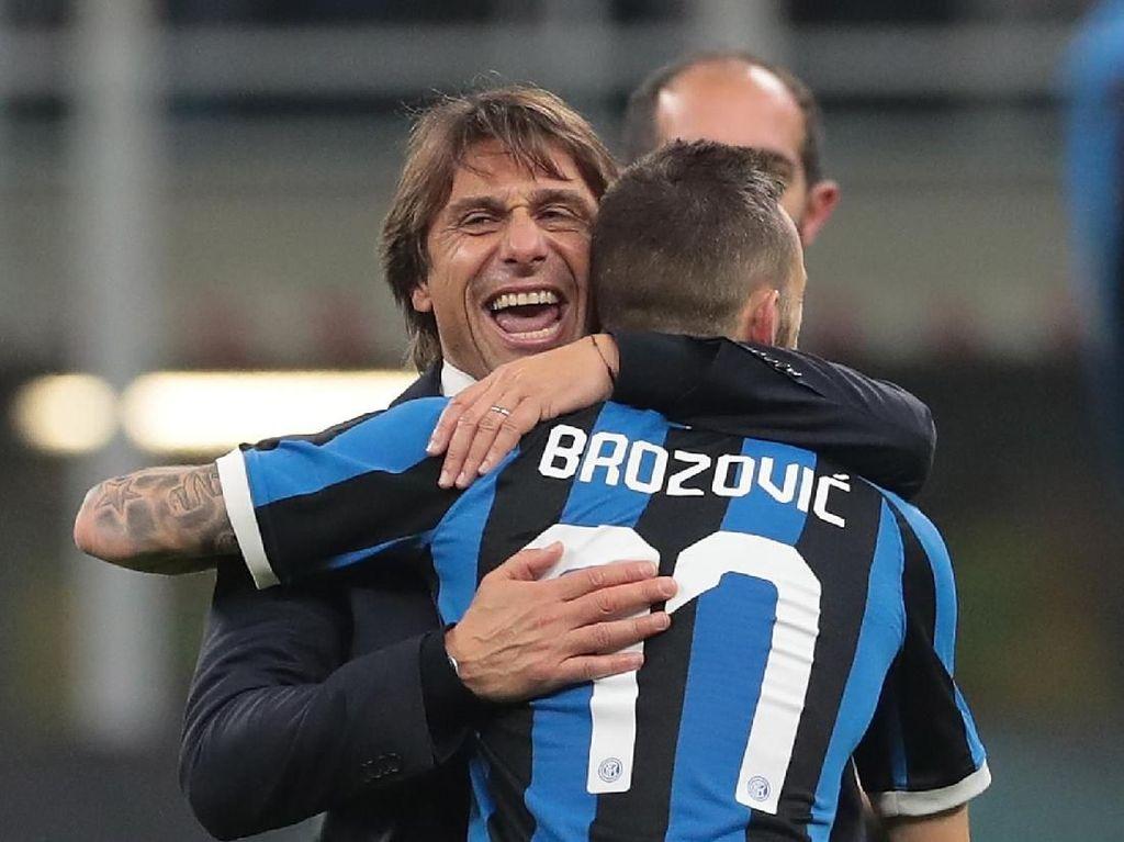 Conte Beri Nasihat Bercinta untuk Pemain-pemain Inter