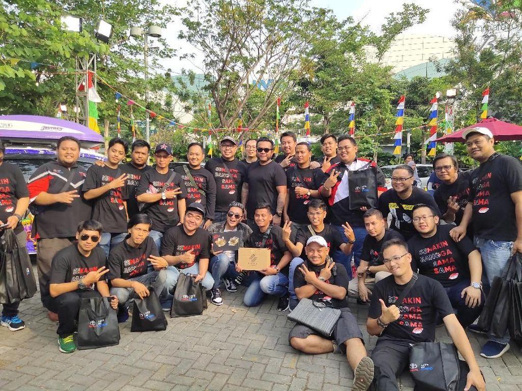 Cerita Erix Soekamti Keliling Indonesia Pakai Avanza-Veloz