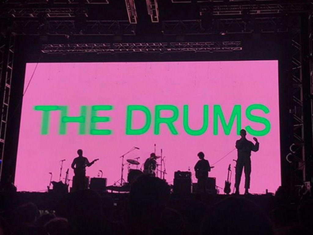 The Drums Batal Manggung Lagi di Jakarta