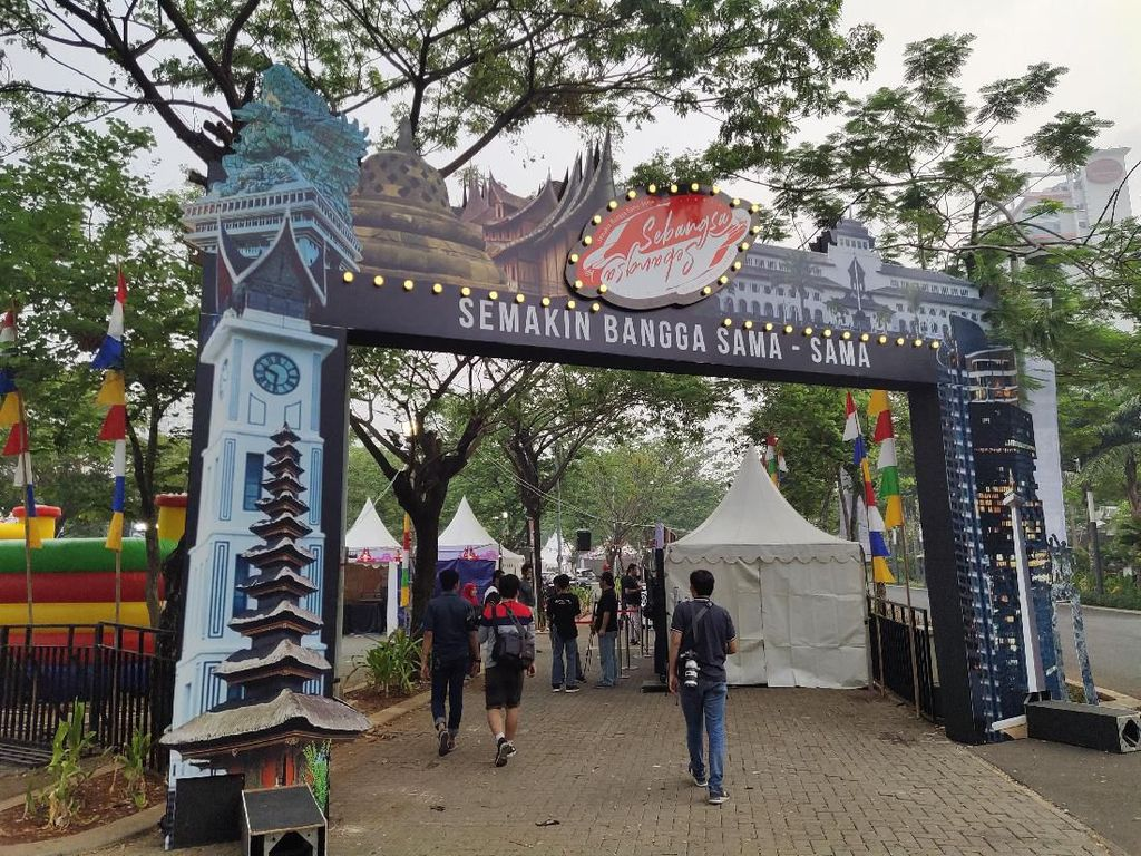 Avanza-Veloz Sebangsa Akhirnya Tiba di Kota Bekasi