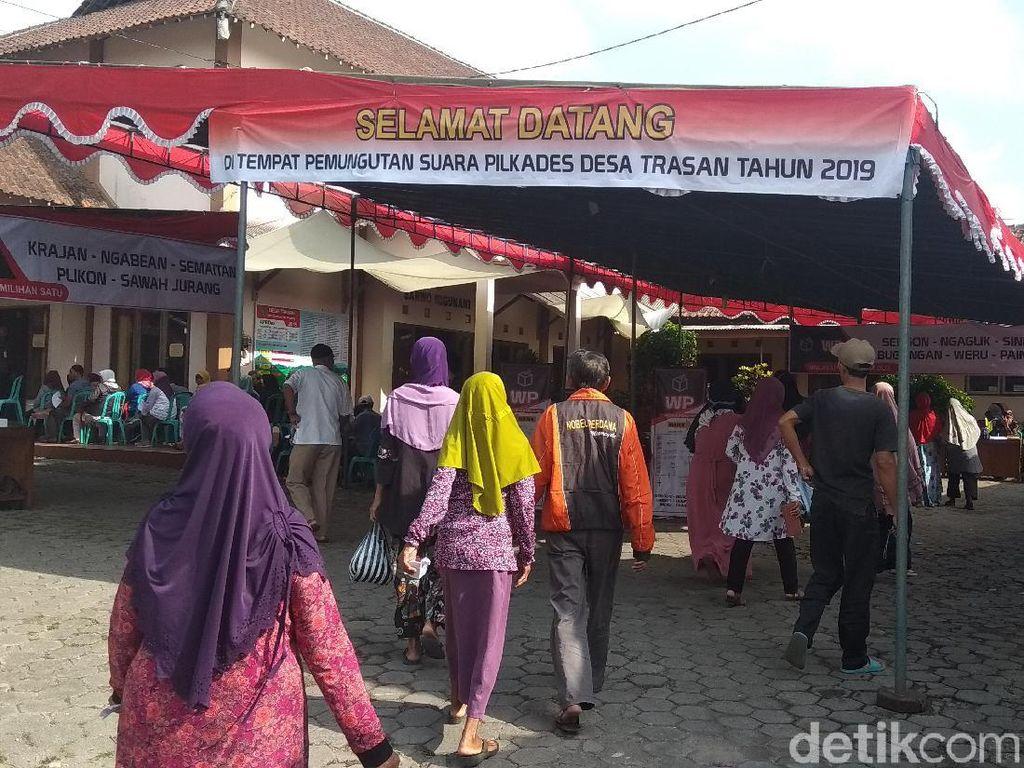 Hari Ini 293 Desa di Magelang Laksanakan Pilkades Serentak