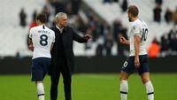 Ada Permintaan Maaf Mourinho ke Fan Saat Spurs Menang atas West Ham