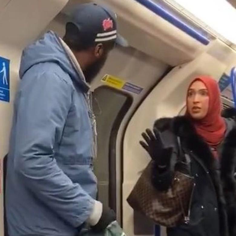 Perempuan Muslim di Inggris Ungkap Alasan Bela Bocah Yahudi yang Dilecehkan