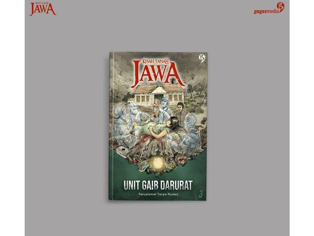 Pocong Gundul hingga Unit Gaib Darurat di Buku Baru Kisah Tanah Jawa