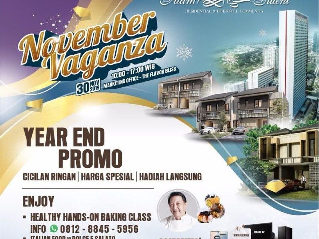 Alam Sutera Beri Promo Istimewa di November Vaganza