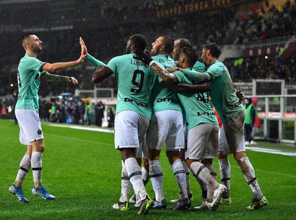 Inter Akhirnya Menang Clean Sheet Lagi