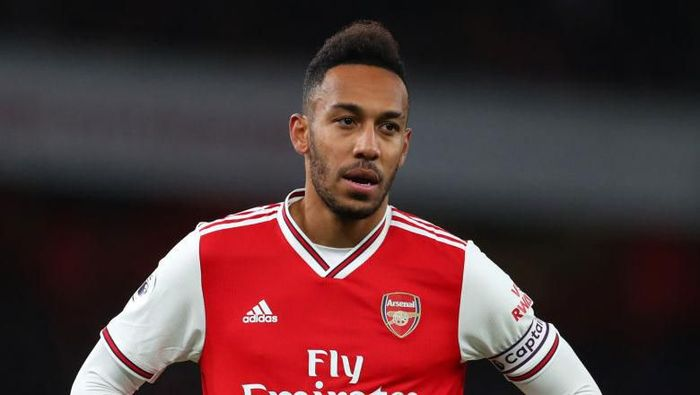 Pierre-Emerick Aubameyang ingin meninggalkan Arsenal? (Foto: Catherine Ivill/Getty Images)