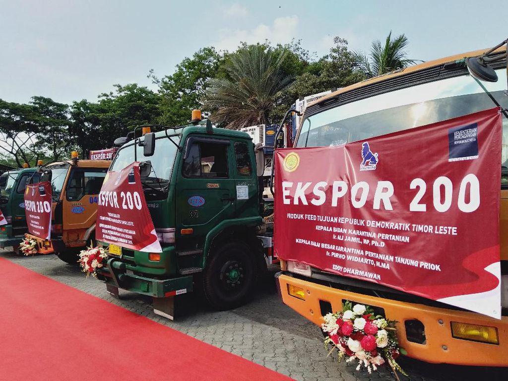 Charoen Pokphand Targetkan Ekspor hingga 431 Kontainer di 2020