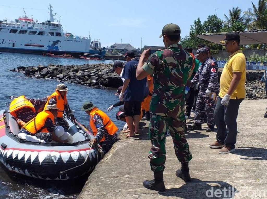 Akan Ada Simulasi SAR Besar-besaran di Selat Bali
