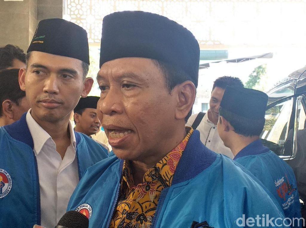 Zainudin Amali Sebut Kemenpora Malaysia Belum Minta Maaf Secara Resmi