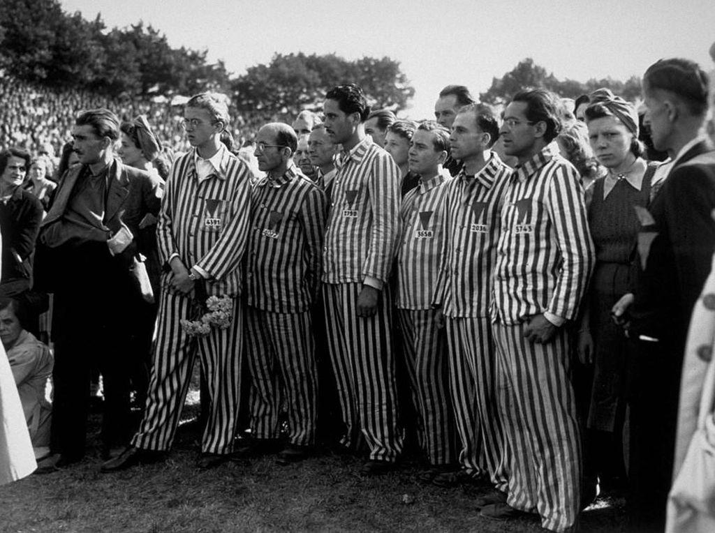 Kontroversi Baju Rp 28 Juta yang Mirip Seragam Tahanan Nazi
