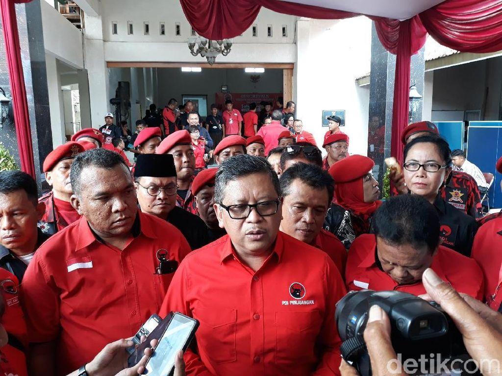 PDIP Gelorakan Semangat Berdikari-Pancasila di Rakernas I Januari 2020