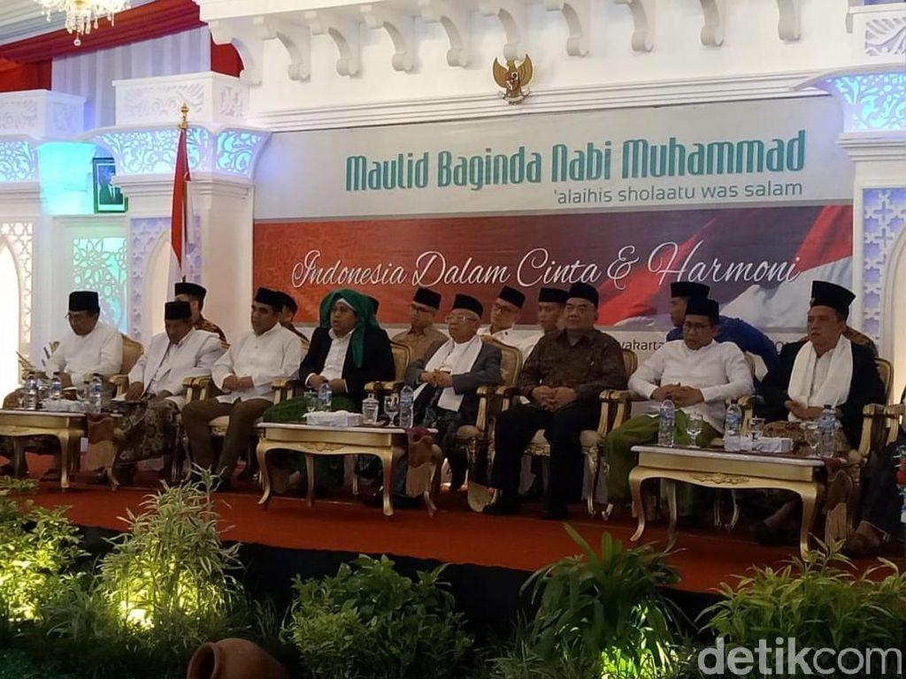 Wapres Maruf: Paradigma Alon-alon Waton Kelakon Sudah Tertinggal