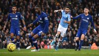 Man City Vs Chelsea: The Citizens Menang Tipis 2-1
