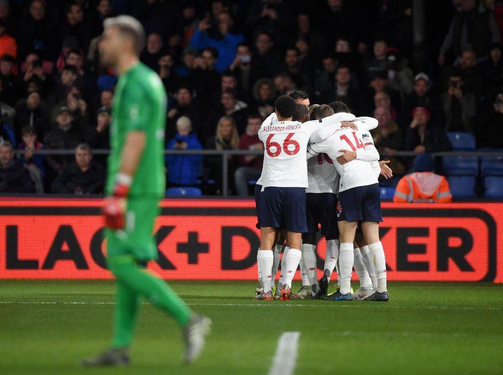Liverpool Cuma Mau Menang Bukan Kirim Pesan ke Rival-rival