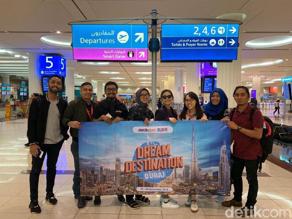 Pulang dari Dubai, dTraveler Dibuat Susah Move On